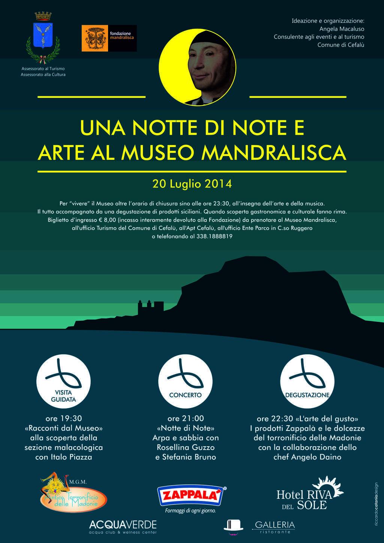 Notte di Note e Arte al Museo Mandralisca il 20 luglio