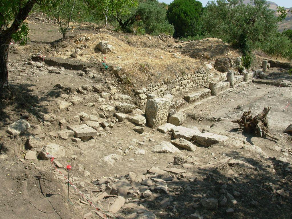 Petralia Soprana: continuano gli scavi archeologici nella contrada Santa Marina