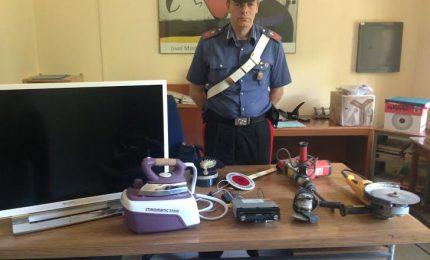 Belmonte Mezzagno (PA): Controlli dei carabinieri, due denunciati per ricettazione
