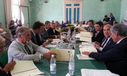 Firmato accordo di collaborazione internazionale tra Gangi e Malta