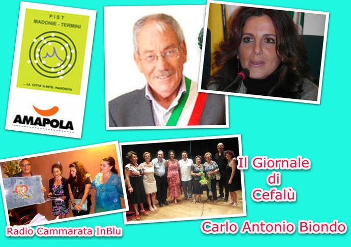 Il Giornale di Cefalù: Lavoro, Legalità ed un Sindaco che rinuncia all'indennità