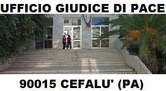 Il Giudice di Pace resterà a Cefalù