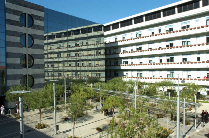 Cefalù: un fulmine a ciel sereno per l'ospedale