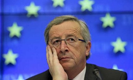 Juncker : l'Europa (non) sceglie
