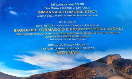 Festa di San Vincenzo Ferreri. In programma le riedizioni della Gimkana automobilistica e la Sagra del formaggio