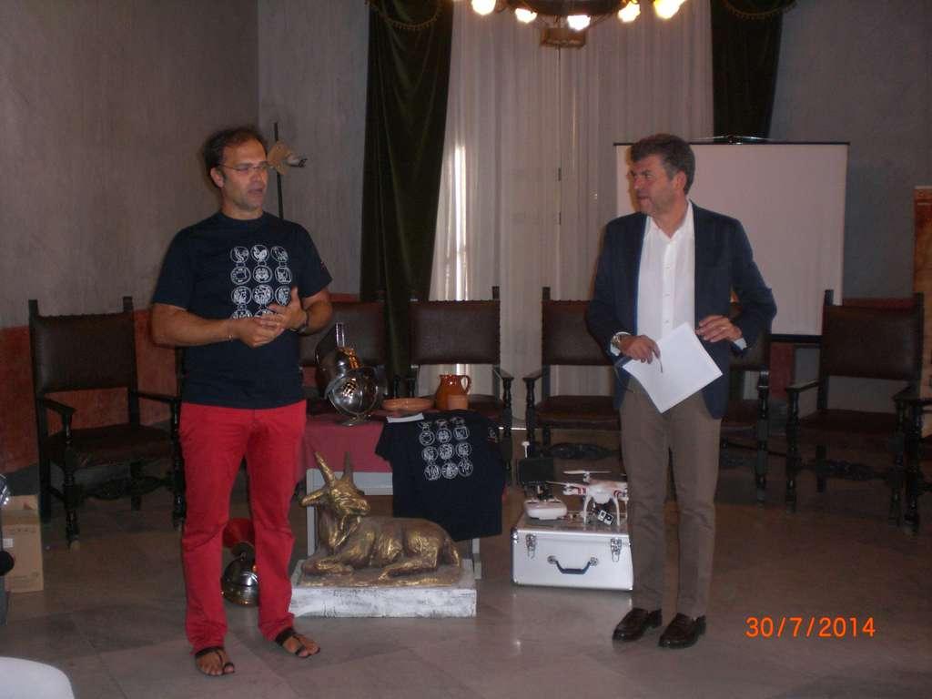 Due novità per l'edizione di Termini Romana 2014
