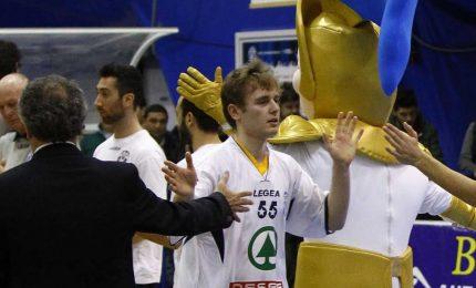 Orlandina basket, Marco Strati nel roster 2014/15