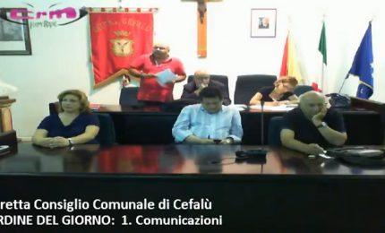Consiglio comunale: si fa strada l'idea della mozione di sfiducia per Lapunzina