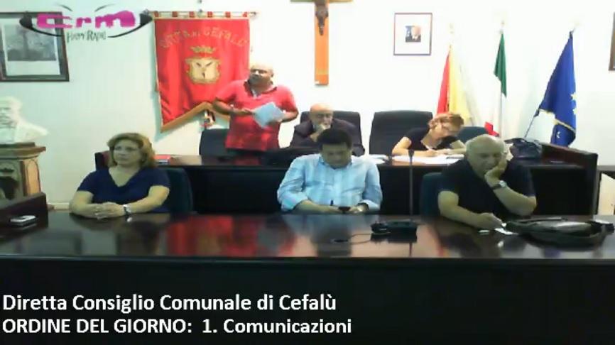 Consiglio comunale del 21/7/14  (riprese di CRM)