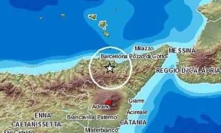 Terremoto in Sicilia: tre scosse la scorsa notte