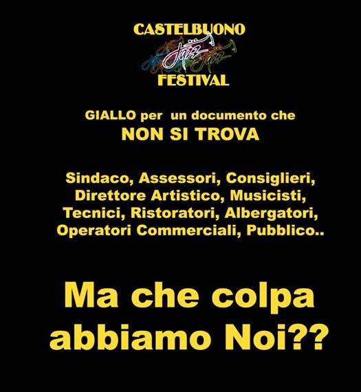 Castelbuono Jazz Festival, programma ridimensionato ma pieno di grande qualità