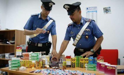 Palermo: Ferragosto sicuro – Sequestrato dai carabinieri carico di farmaci illegali. Denunciato cittadino ghanese.