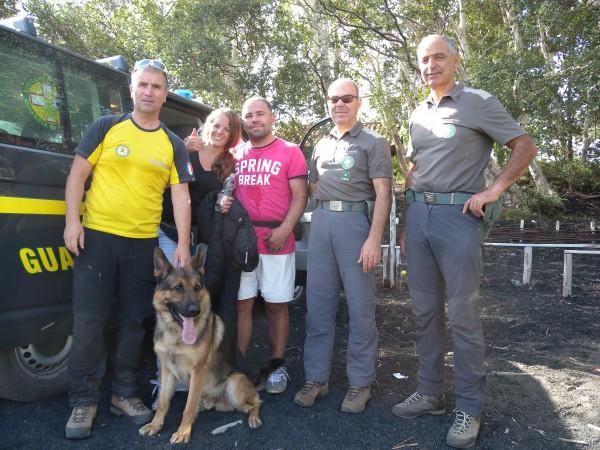 Recuperati due escursionisti olandesi che ieri si erano persi sull'Etna