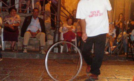 Festa dei Quartieri a Collesano, in piazza i giochi di strada