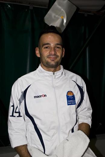 Angelo Lombardo è stato nominato capitano della Zannella Basket da coach Priulla. Ecco le sue parole.