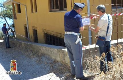 Sequestrato immobile ex campo da golf a Gibilmanna