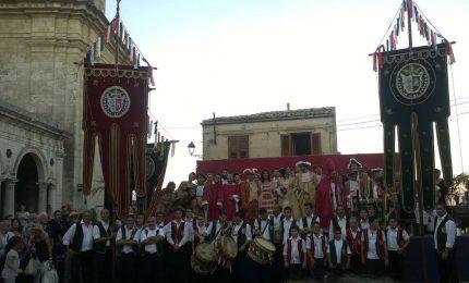 """Petralia Soprana. Ottima cornice di pubblico per il tradizionale """"Matrimonio Baronale"""""""