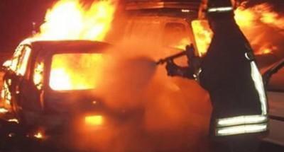 Intimidazione ad Alimena, bruciata auto assessore