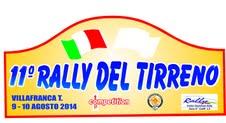 11° Rally del Tirreno nel messinese