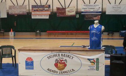 Zannella Basket. Presentazione in pompa magna per una squadra dalle grandi ambizioni