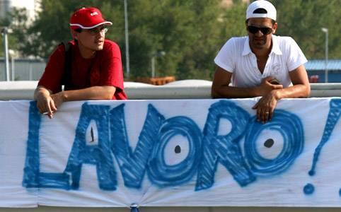 Crisi: manifestazioni promosse dal Cisl per scuotere la politica siciliana