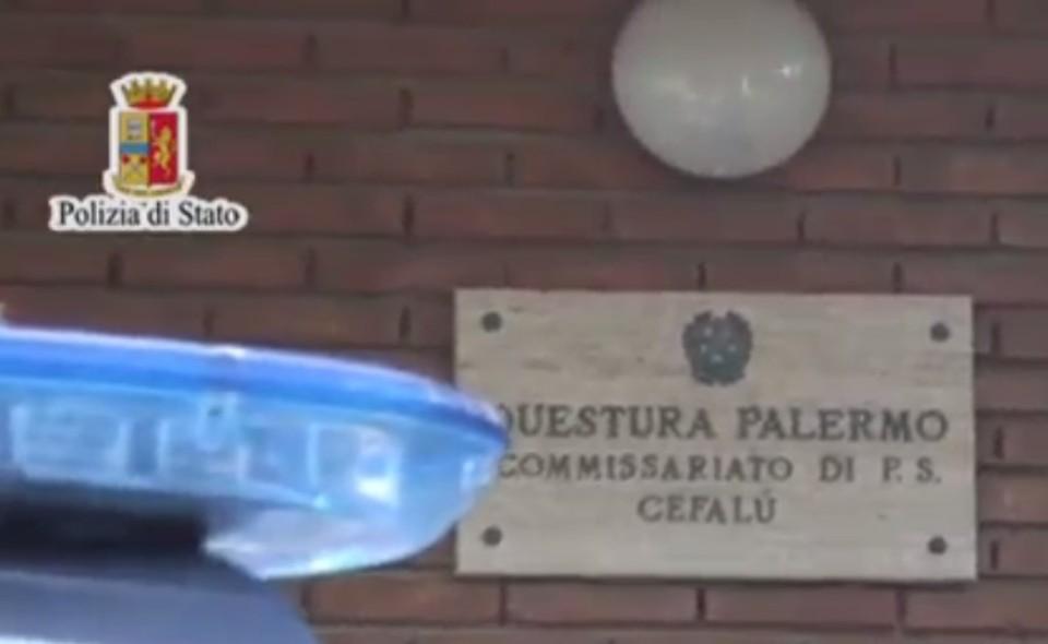 Maltrattava e vessava una ragazza cefaludese ma non sapeva di essere osservato dalla polizia: arrestato palermitano