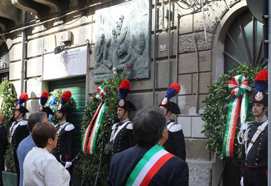"""Commemorazione Dalla Chiesa. Orlando: """" La Sicilia è cambiata profondamente"""""""