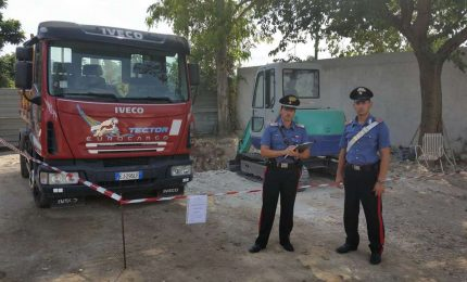 Palermo, denunciati in 5 per discariche a cielo aperto