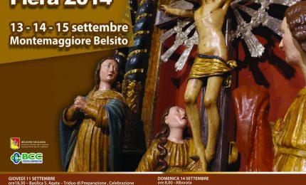 Montemaggiore. Dal 13 al 15 Settembre avranno luogo i festeggiamenti in onore del SS. Crocifisso