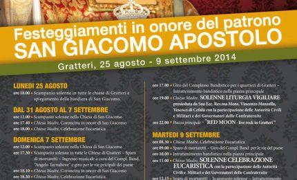 Gratteri: la festa del patrono San Giacomo tra fede e tradizione