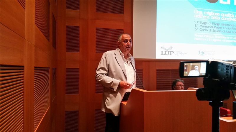Stage Filaga 2014: la Libera università della politica ricorda Mario Centorrino