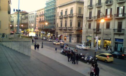 Palermo, donna aggredita e violentata in pieno centro