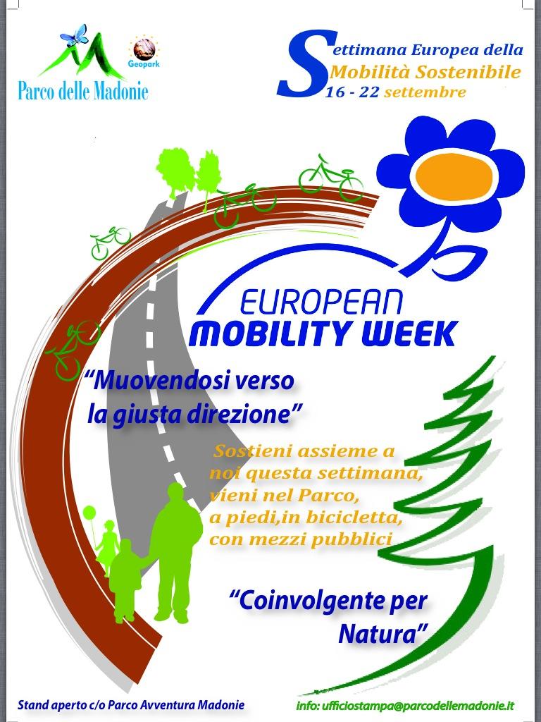 Anche il Parco delle Madonie aderisce alla settimana della Mobilità Sostenibile