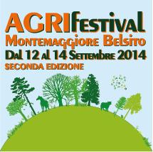 Torna la seconda edizione dell'AGRIfestival - natura, cultura e tradizione.
