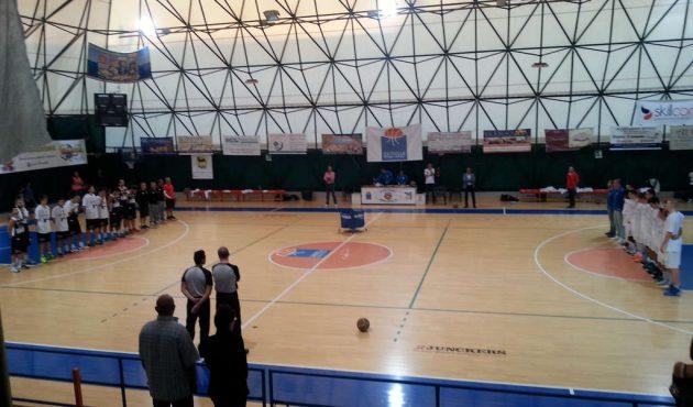 La Zanella Basket fa tre su tre. Battuto il Patti nel derby 88-65