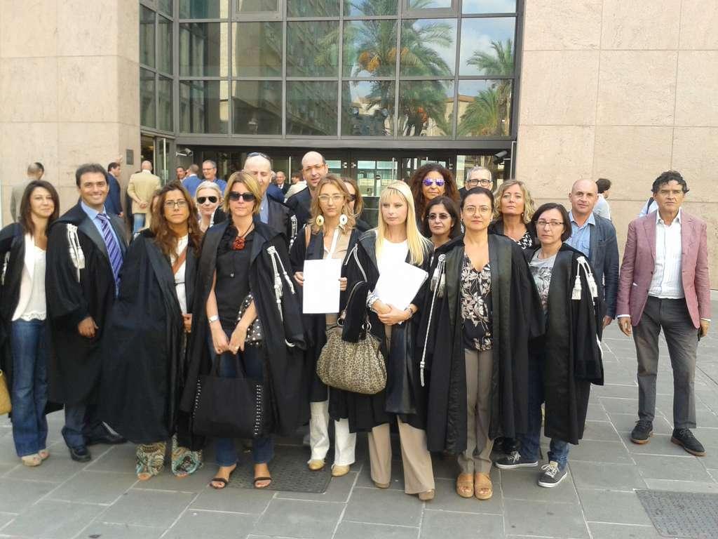 Braccia incrociate per i magistrati onorari