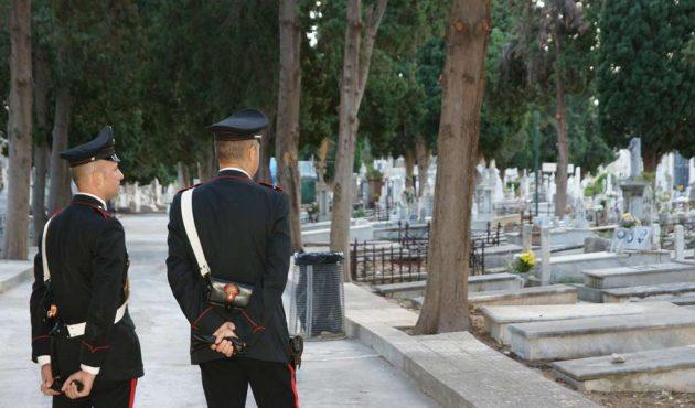 Controlli straordinari nel weekend di ognissanti da parte dei carabinieri