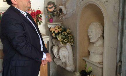 Cefalù. Lapunzina rende omaggio alla memoria di Giuseppe Giglio