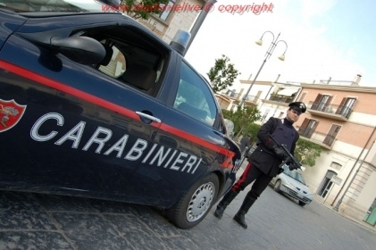 Palermo. Arrestato per furto in Viale Strasburgo