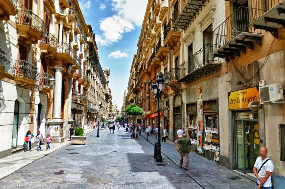 Palermo, strage sfiorata in via Maqueda