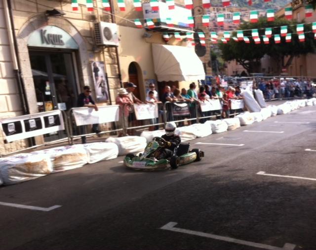 Informazioni e orarari sul  VII Gran Premio Karting Cefalù