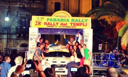 A settembre torna il Fabaria Rally