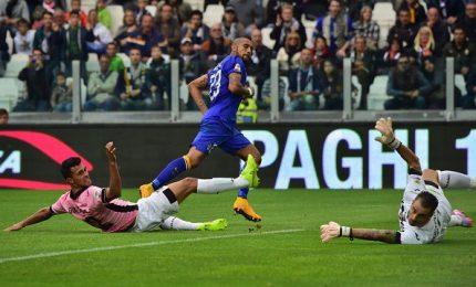 Juventus – Palermo. I rosanero cadono a Torino. Le reti di Vidal e Llorente