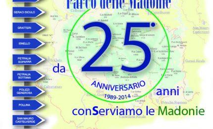 Il Parco delle Madonie festeggia il 25 esimo anniversario