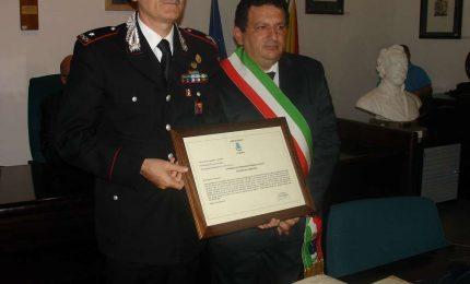 Cefalù, cittadinanza onoraria all'Arma dei Carabinieri nel giorno del bicentenario