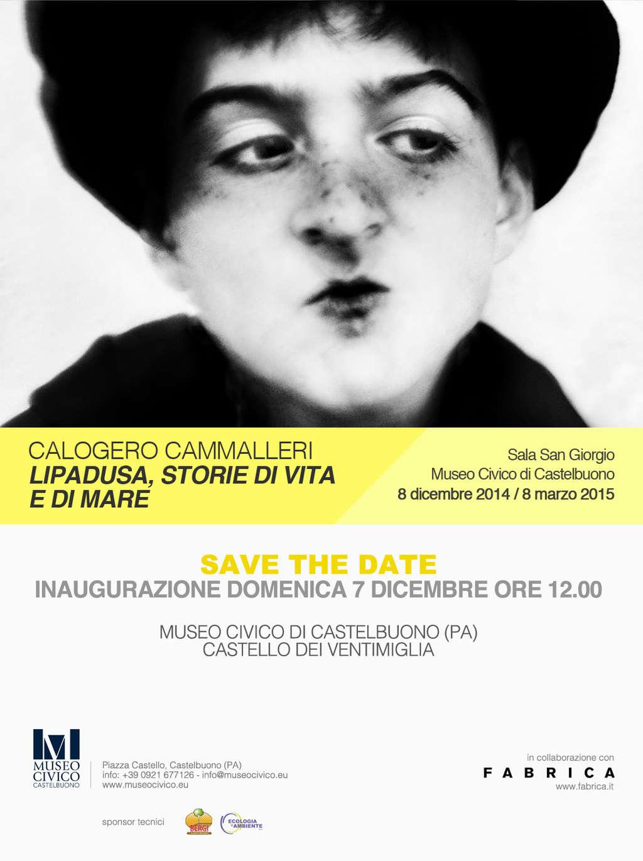 """Castelbuono: mostra fotografica di Calogero Cammalleri Lipadusa, """"Storie di vita e di mare"""""""