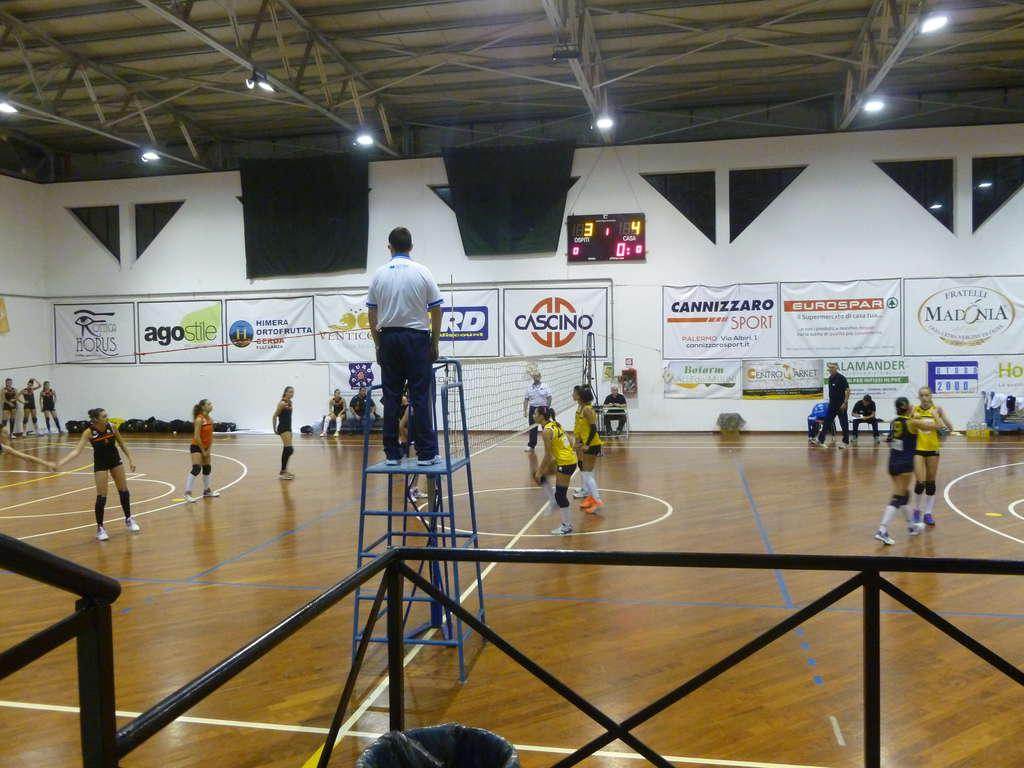 """Vittoria dell'ARD Termini Volley contro il """"Città Altofonte"""""""