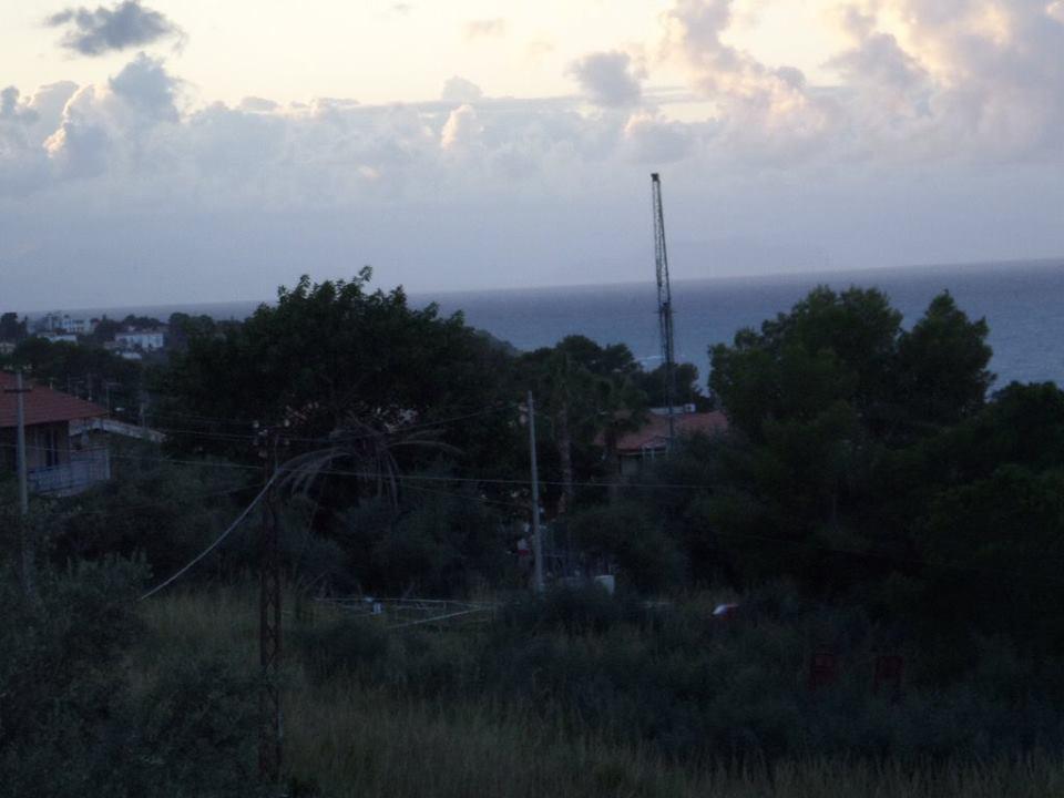 Iniziati e subito sospesi i lavori dell'antenna a Santa Lucia