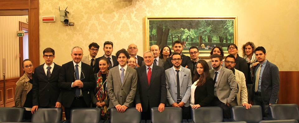 Le Consulte di Termini Imerese e Villafrati in visita a Camera e Senato