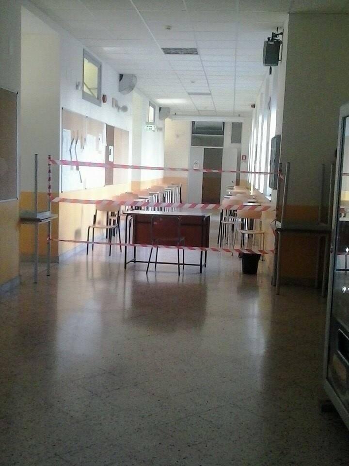 Pulci al liceo classico, scuola chiusa per i prossimi due giorni